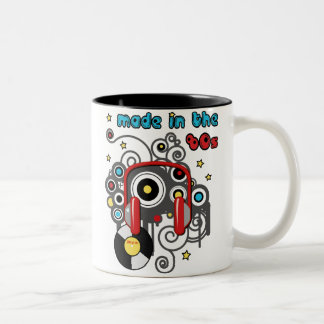 Made in the 80s Two-Tone coffee mug