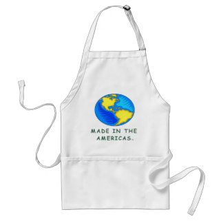 Made In The Americas Adult Apron
