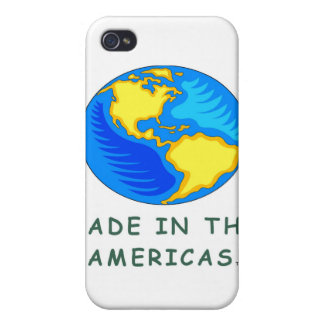 Made In The Americas iPhone 4/4S Covers