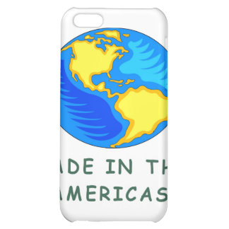 Made In The Americas iPhone 5C Cases