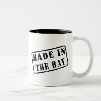 Made in The Bay Two-Tone Coffee Mug