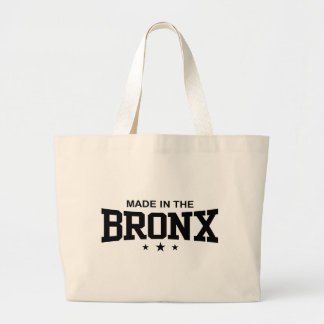 Made in the Bronx Large Tote Bag