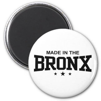 Made in the Bronx Magnet