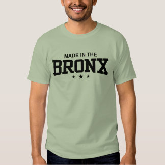 Made in the Bronx Shirts