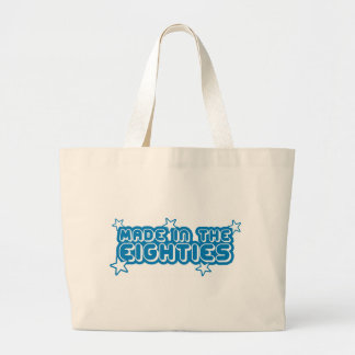 Made In The Eighties 80s Canvas Bags