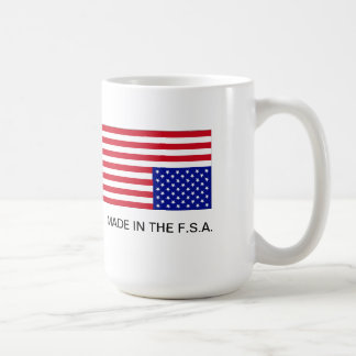 Made in the F.S.A. Coffee Mug