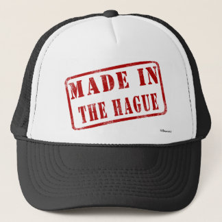 Made in The Hague Trucker Hat