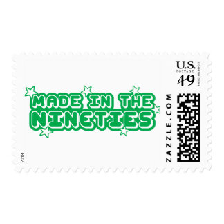 Made In The Nineties Postage