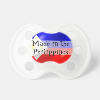 Made In the Philippines BooginHead Pacifier