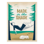 Made in the Shade Postcard