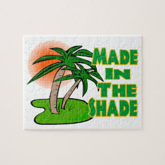 Made In The Shade Jigsaw Puzzle