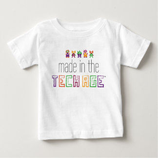 Made in the Tech Age Baby T-Shirt