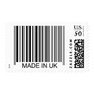 Made in the UK Postage