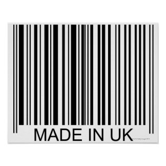 Made in the UK Poster