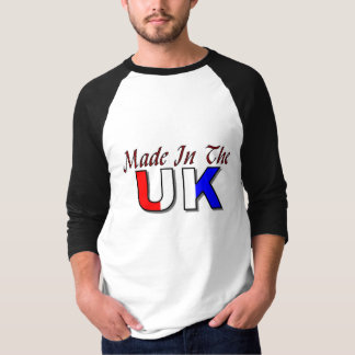Made In The UK T-Shirt