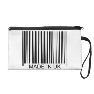 Made in the UK Wristlet