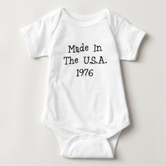 Made in the usa 1976.png baby bodysuit