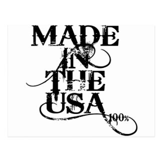 Made In The USA Accessory Postcard