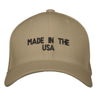 Made in the USA Baseball Cap