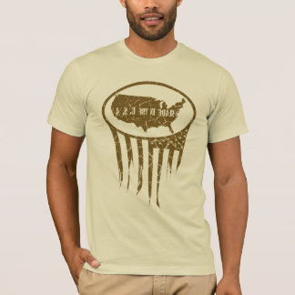 Made in the USA brn T-Shirt