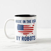 Made In The USA By Robots