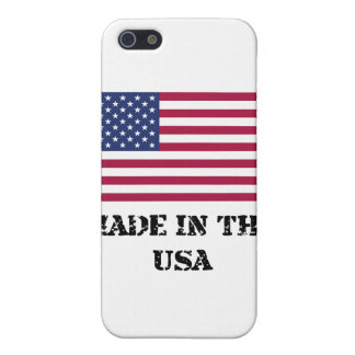 Made In The USA Case For iPhone SE/5/5s