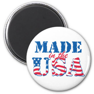 Made in the USA Fridge Magnets