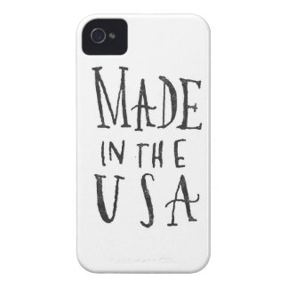 Made in the USA iPhone 4 Cover