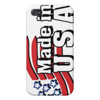 Made In The USA iPhone Case