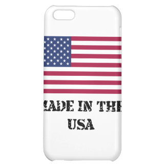 Made In The USA iPhone 5C Cases