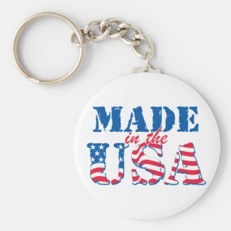 Made in the USA Keychains