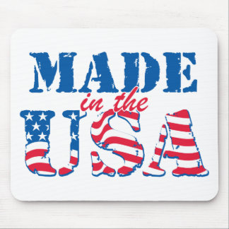 Made in the USA Mouse Mat