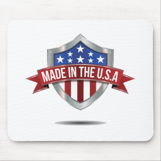 Made in the usa mouse pad