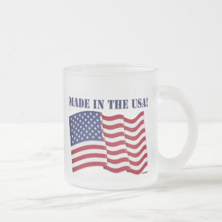 MADE IN THE USA! MUGS