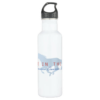 Made In The USA 24oz Water Bottle
