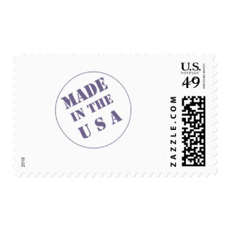 MADE IN THE USA POSTAGE