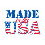 Made in the USA Postcards
