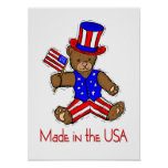 Made In The USA Print