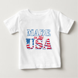 Made in the USA rev Baby T-Shirt