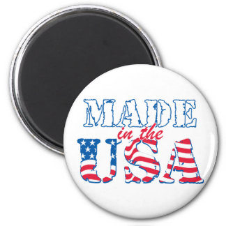 Made in the USA rev Magnets