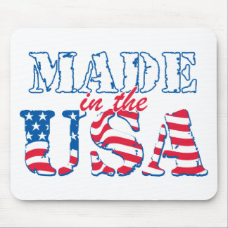 Made in the USA rev Mouse Pads