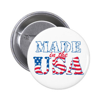 Made in the USA rev Pin