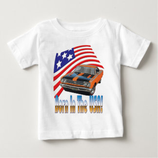 Made In the USA Road Runner Infant T-shirt