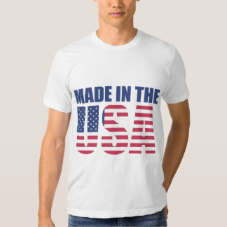 """Made in the USA"" T-Shirt"