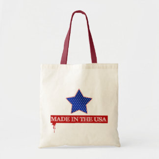 Made in the USA tote Canvas Bag