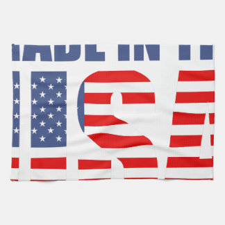 made in the usa towel