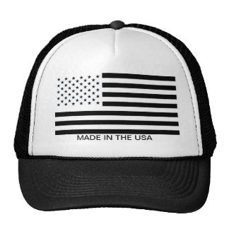 MADE IN THE USA TRUCKER TRUCKER HAT
