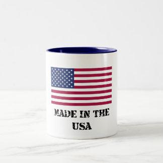 Made In The USA Two-Tone Coffee Mug