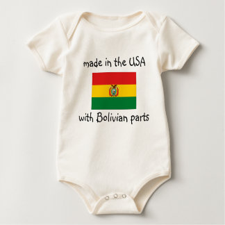 made in the USA with Bolivian parts Shirt