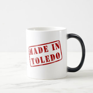 Made in Toledo Magic Mug
